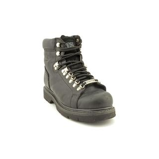Bates Men's 'Black Canyon' Leather Boots (Size 7.5 )
