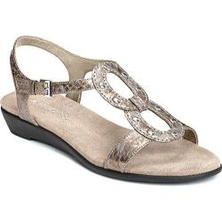 Women's Aerosoles Atomic Silver Snake