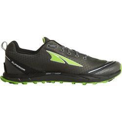 Men's Altra Footwear Superior 2.0 Gray/Green