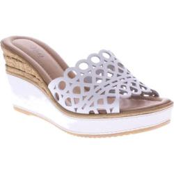 Women's Azura Polidor White Leather