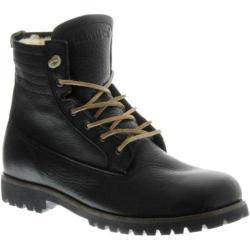 Men's Blackstone IM12 Black Full Grain Leather