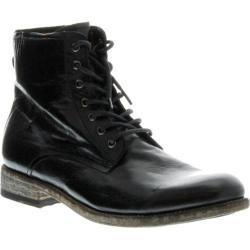 Men's Blackstone IM26 Black Full Grain Leather