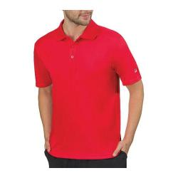Men's Fila Fundamental Solid Polo Chinese Red
