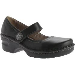Women's Eastland Tansy Black Leather