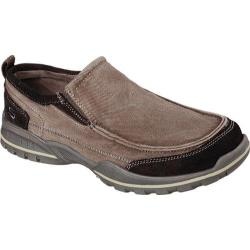 Men's Skechers Relaxed Fit Vorlez Fontes Gray