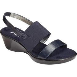 Women's A2 by Aerosoles Eyesight Sandal Navy Combo