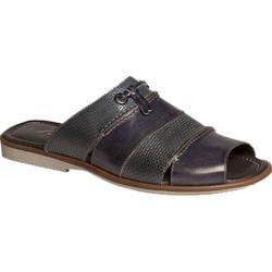 Men's Bacco Bucci Laguna Blue Leather