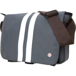 Token Murray Shoulder Bag (Medium) Grey/White