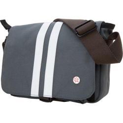 Token Murray Shoulder Bag (Small) Grey/White