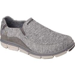 Men's Skechers Relaxed Fit Broger Mendo Dark Gray