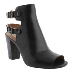 Women's Nine West Breezie Black Leather