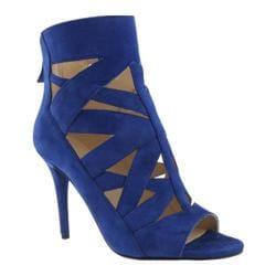 Women's Nine West Delfina Blue Suede