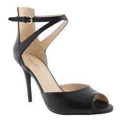 Women's Nine West Doreen Black Leather