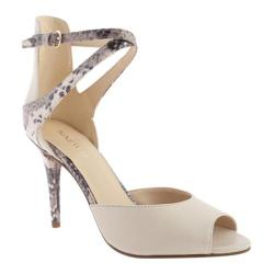 Women's Nine West Doreen Off White/Natural Multi Leather