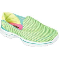 Women's Skechers GOwalk 3 Lime