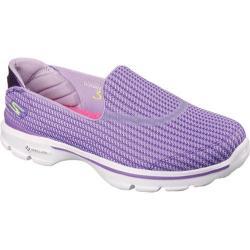Women's Skechers GOwalk 3 Purple