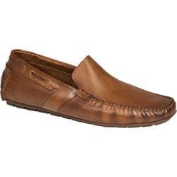 Men's Bacco Bucci Ariston Tan Leather