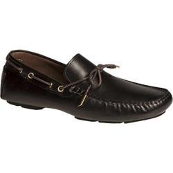 Men's Bacco Bucci Istria Black Leather
