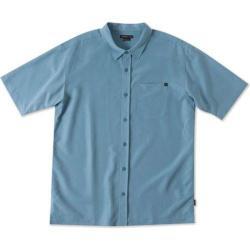 Men's O'Neill Lanikai Button-Down Shirt Adriatic Blue
