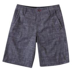 Boys' O'Neill Loaded Hybrid Shorts Charcoal