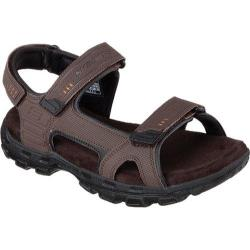 Men's Skechers Relaxed Fit Gander Louden Brown