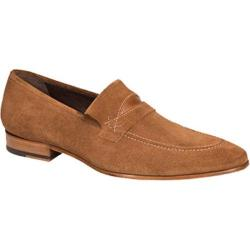 Men's Bacco Bucci Splendid Tan Suede