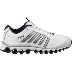 Men's K-Swiss TUBES 151 L White/Navy/Red