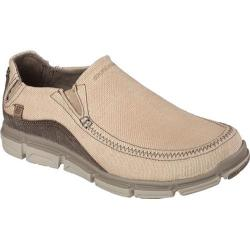 Men's Skechers Relaxed Fit Broger Mendo Beige