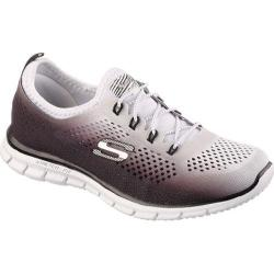 Women's Skechers Glider Fearless Black/White