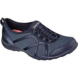Women's Skechers Relaxed Fit Breathe Easy Fortune Navy