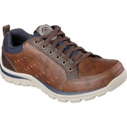 Men's Skechers Relaxed Fit Superior Emens Brown