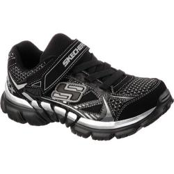 Boys' Skechers Tough Trax Black/Silver