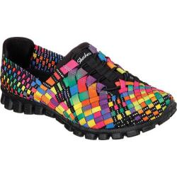 Women's Skechers EZ Flex 2 Tah-Dah Black/Multi