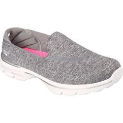 Women's Skechers GOwalk 3 Reboot Slip-On Gray