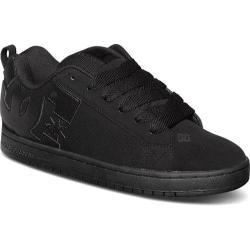 Men's DC Shoes Court Graffik Black/Black/Black Combo