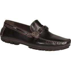Men's Bacco Bucci Zagreb Black/Grey Calfskin