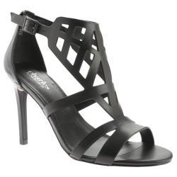Women's Charles by Charles David Illustrate Sandal Black Leather