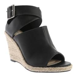 Women's Michael Antonio Gins Wedge Black PU