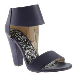 Women's Michael Antonio Kerrville Heel Midnight PU