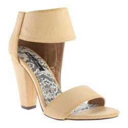 Women's Michael Antonio Kerrville Heel Natural PU