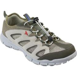 Men's Rugged Shark Aquag 3 Lace Up Green Nylon Mesh