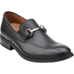 Men's Bostonian Greer Step Black Leather