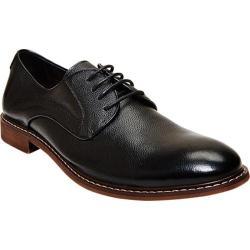 Men's Steve Madden Danfortt Oxford Black Leather