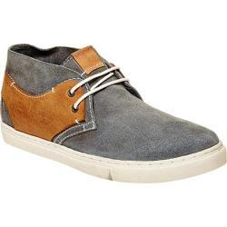 Men's Steve Madden Fabien Sneaker Grey Multi Leather