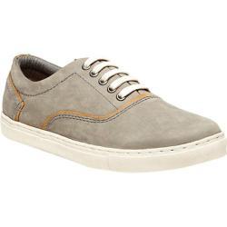 Men's Steve Madden Farside Sneaker Grey Nubuck