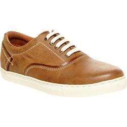 Men's Steve Madden Farside Sneaker Tan Leather