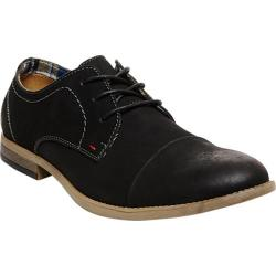 Men's Steve Madden Fontane Oxford Black Suede