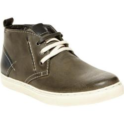 Men's Steve Madden Forse Sneaker Grey Leather