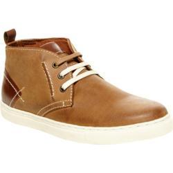 Men's Steve Madden Forse Sneaker Tan Leather