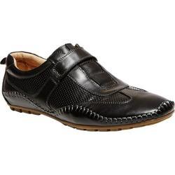 Men's Steve Madden Genesee Sneaker Black Leather